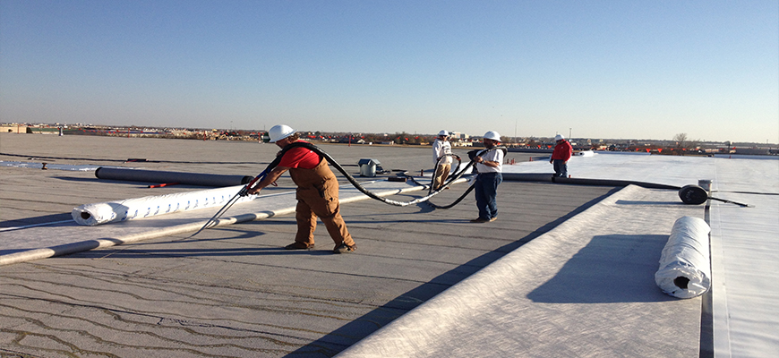 Image result for Commercial roofing contractors